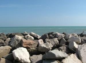 Lodowcowe morze